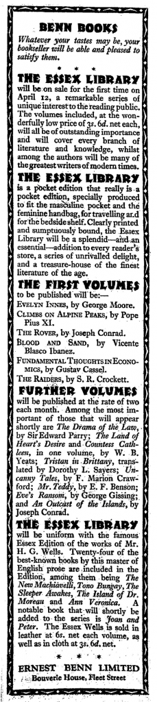 essex_library_ad_times_april1929
