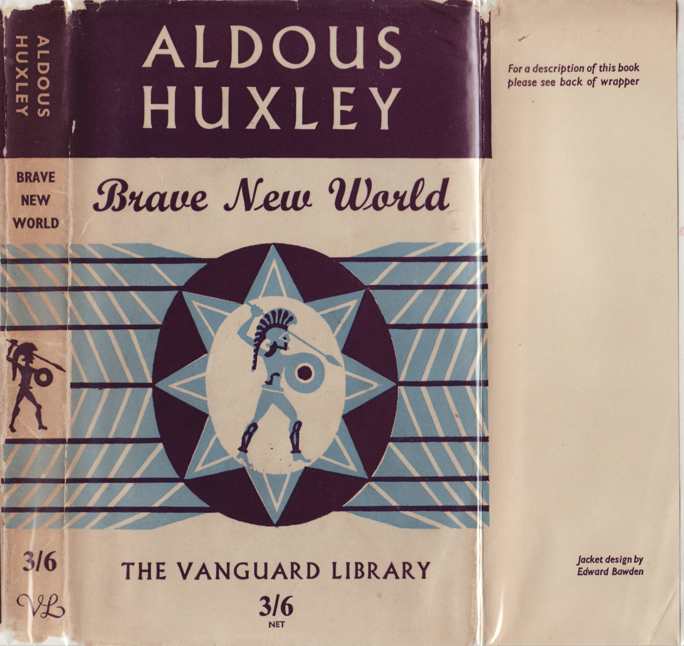 the great depression in aldous huxleys brave new world